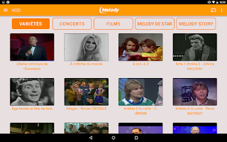Screenshot of Melody – Vintage Forever