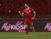 Ex-Anderlecht-aanvaller speelt zich in de geschiedenisboeken en barst in tranen uit na de match
