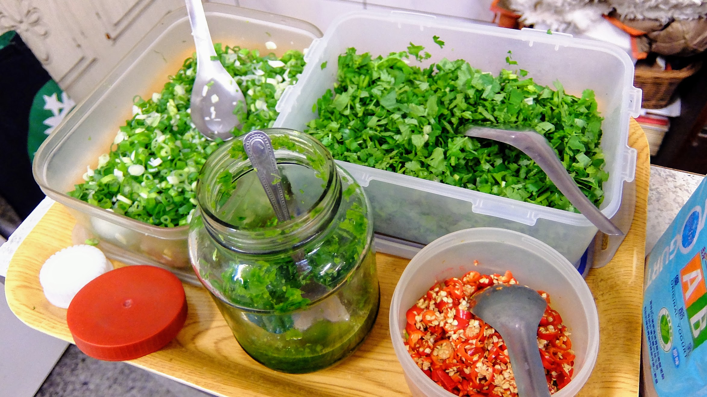 醬料在酸白菜鍋是重要一環!