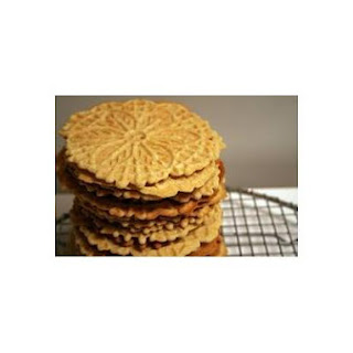 Traditional Italian Pizzelle