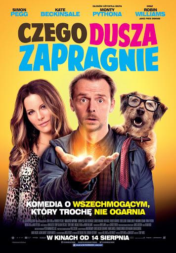 Polski plakat filmu 'Czego Dusza Zapragnie'