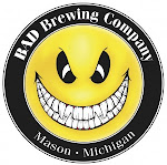 Logo for BAD Brewing Company