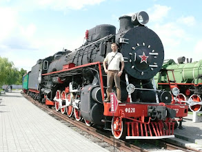 Photo: 6. Brzesc, Museum Russia Railway
