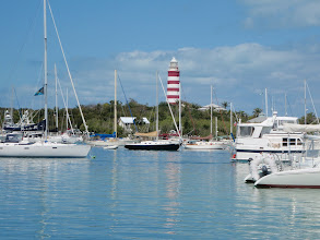 Photo: hopetown Harbour and Light