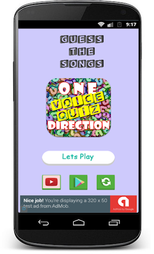 ONE DIRECTION songs Voice Quiz