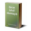 Quran tehrif olunmayib icon