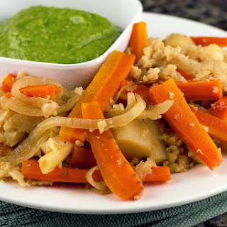 Slow Cooker Roasted Vegetables