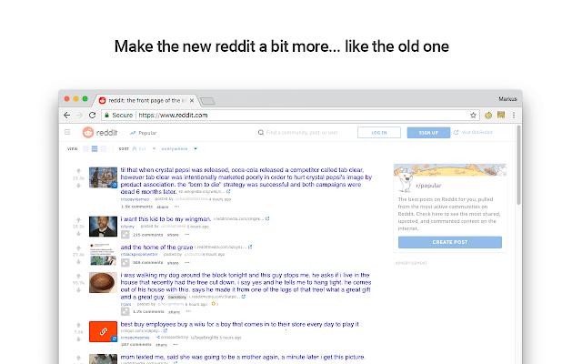 Simple Reddit