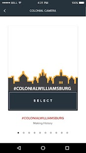 Colonial Williamsburg Explorer– miniatyr av skärmdump