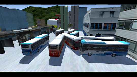 Bus Simulator Vietnam MOD (Unlimited License) 6