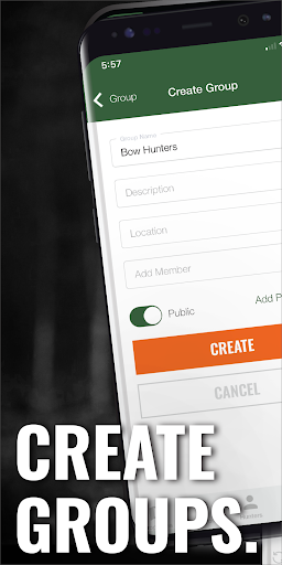 The Woods Hunting App - extend the hunt! 11.0 screenshots 5