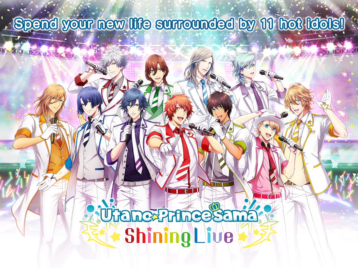 Utano☆Princesama: Shining Live- screenshot
