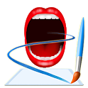 Voice Draw: Vocal Paint Brush & Drawing icon
