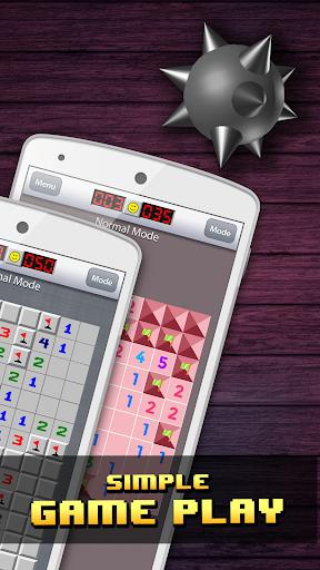 Minesweeper Classic HD - Mines Deluxe King 1.1 screenshots 2