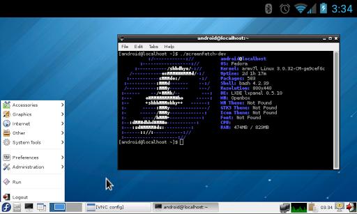 Linux Deploy 2.2.0 screenshots 15