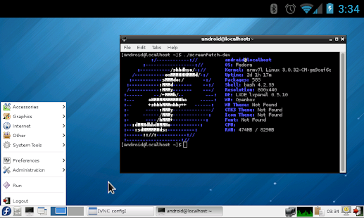 Linux Deploy- miniatura screenshot
