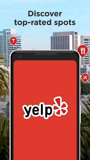 Yelp: Food, Shopping, Services Nearby  screenshots 1