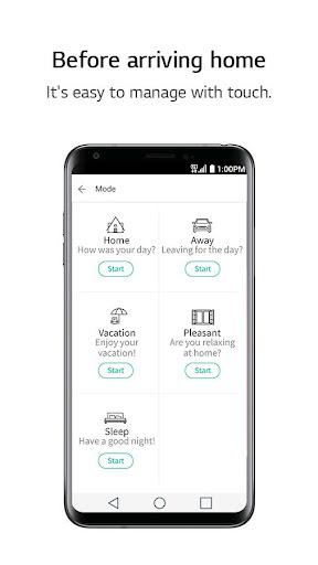 LG SmartThinQ 2.4.1102 screenshots 2