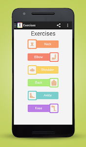 Daily Senior Fitness Exercise screenshot 1