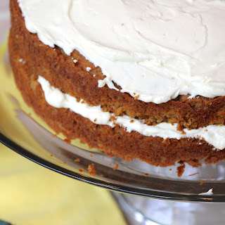 Carrot Cake with Cream Cheese Frosting (Grain-Free) Recipe