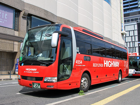 JR九州バス「広福ライナー」 4554_01