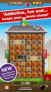 Word Wow Big City: Help a Worm 2
