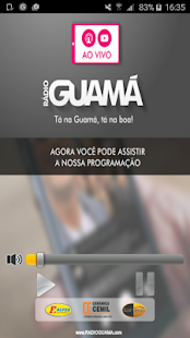 Rádio Guamá- screenshot thumbnail