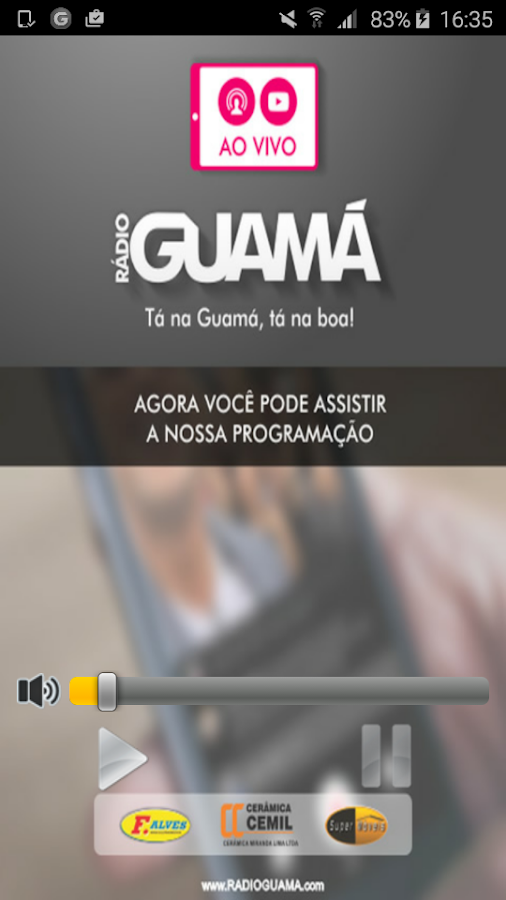 Rádio Guamá- screenshot