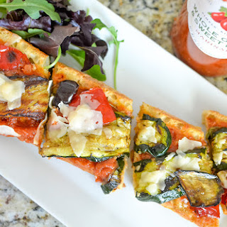 Roasted Eggplant Zucchini And Peppers Recipes