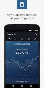 Databox: Analytics Dashboard- screenshot thumbnail