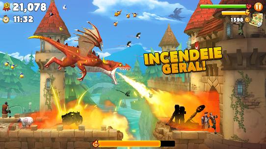 Hungry Dragon Apk Mod Dinheiro Infinito 1