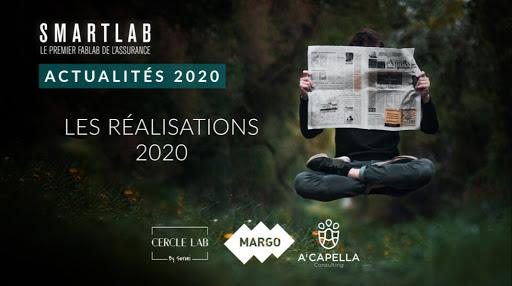 Smart LAB – Les réalisations 2020