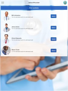 Florida Hospital eCare screenshot 2