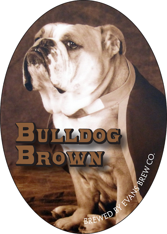 Logo of Bulldog Brown Ale