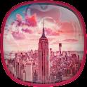 Cute New York Live Wallpaper icon