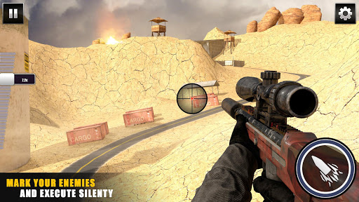Army Games: Military Shooting Games 5.1 screenshots 7