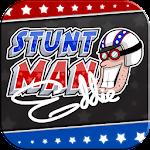 Stuntman Eddie Daredevil Biker Icon