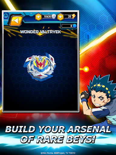 Beyblade Burst Rivals 2.4.1 screenshots 14