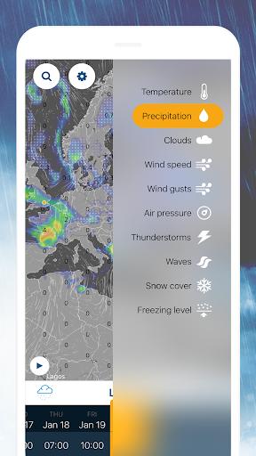 Ventusky: Weather Maps screenshot 5