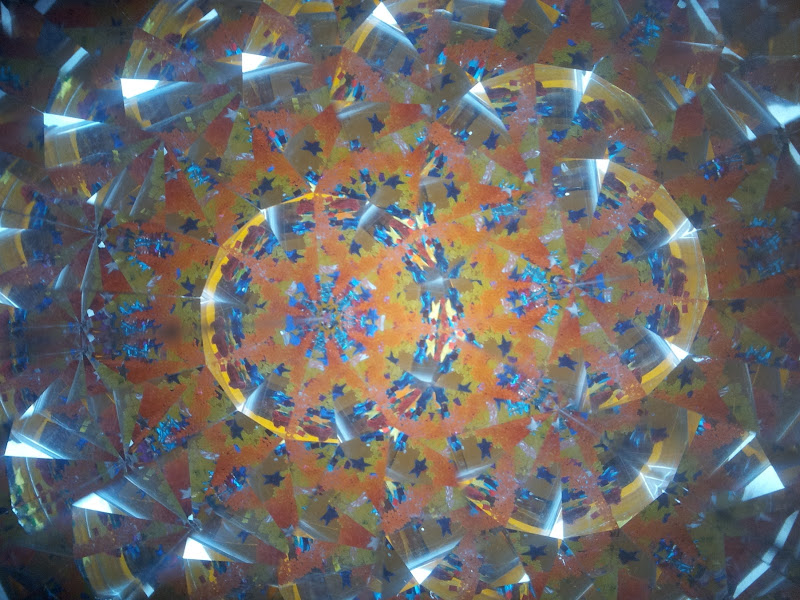 Dentro al Caleidoscopio di claboni