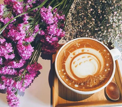 咖啡拉花·手工鬆餅