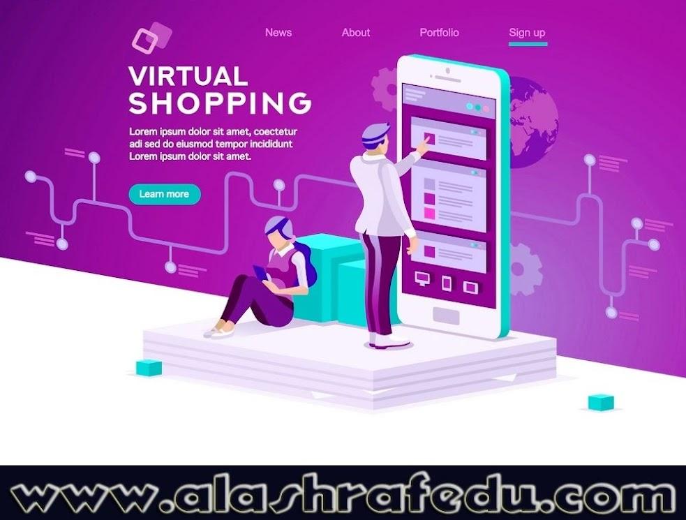 Virtual Shopping Concept B39T-gE5IziDDuaP8frG
