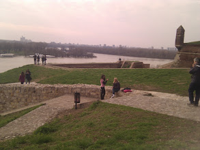 Photo: Wandering around the Fortress