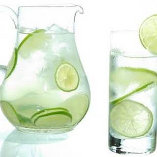 Lime Fizz.
