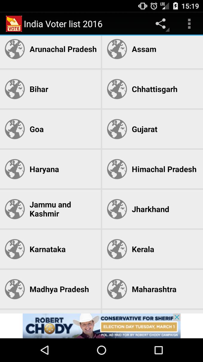 தொலைந்த வாக்காளர் அடையாள அட்டையை பெறுவது எப்படி ? India Voters list 2018 ஆன்ட்ராய்டு அப்ளிகேஷன் [வீடியோ இணைப்பு]