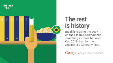 Photo: To Russia with love. #BRAvsNed #GoogleTrends http://goo.gl/Fxad0A