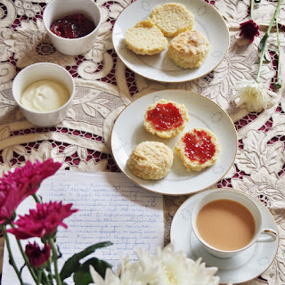 My Grandmother'S Scone Recipe