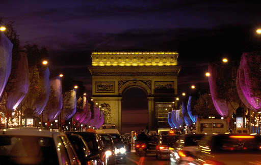 Arc-de-Triumph-Paris.jpg - The famed Arc de Triomphe on the Champs-Elysées in Paris.