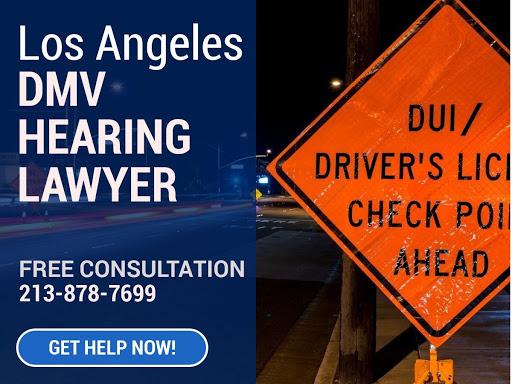 DMV hearing lawyer near me