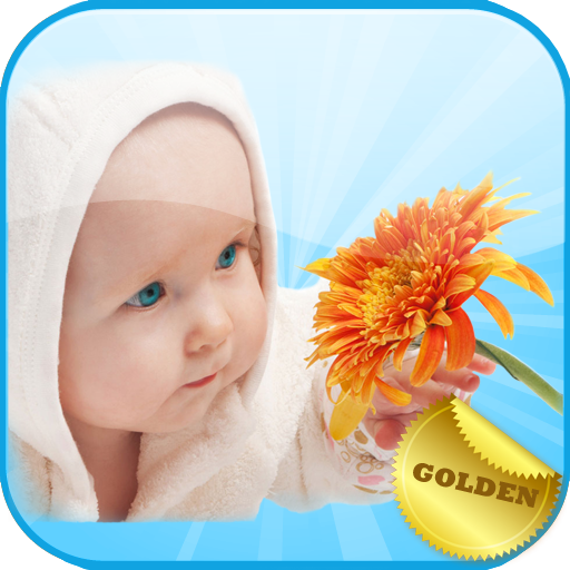 English Baby Cards Golden Apps No Google Play